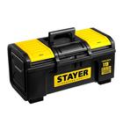 """Ящик для инструмента  STAYER Professional """"TOOLBOX-19"""", пластиковый"""