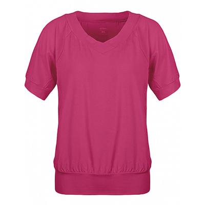 Майка женская (футболка) 021F33 цвет щербет, р-р 52 (XXL)