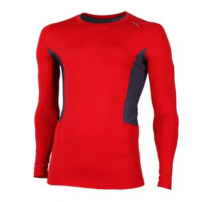 Рашгард мужской 195F22 цвет красный, р-р 46 (M)