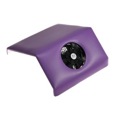 Пылесос JessNail SD-39 на маникюрный стол, 23 Вт, 3 мешочка (фильтра), фиолетовый