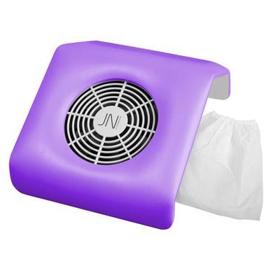 Пылесос JessNail SD-39М на маникюрный стол, 23 Вт, 3 мешочка (фильтра), фиолетовый