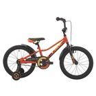 """Велосипед 18"""" Pride Oliver, 2018, цвет оранжевый/жёлтый/черный"""