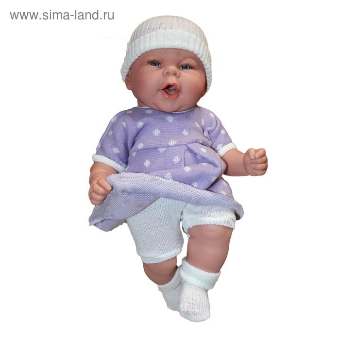 Кукла-младенец Thais, мягконабивная, 47 см