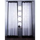 "Комплект штор ""Элио"", размер 240х270 см, молочный"