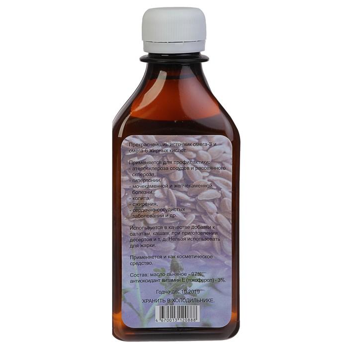 Льняное масло для простатита листья брусники лечение простатита