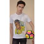 Футболка мужская OXO-0058-002 цвет белый, р-р 44