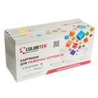 Картридж Colortek Brother TN-2075/2085, 2500 копий, черный
