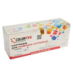 Картридж Colortek HP CB435A, 1500 копий, черный Ош