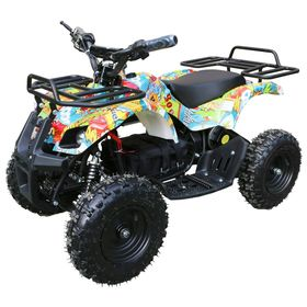 Детский электро квадроцикл MOTAX ATV Х-16 1000W, бомбер Ош
