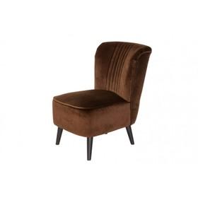 Кресло Royal, цвет коричневый