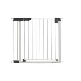 Ворота безопасности Geuther Easylock Light 74-83 см, белые Ош