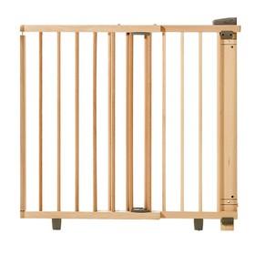 Ворота безопасности Geuther дверные 86-121/93,5-133 см, натуральный Ош