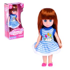 Кукла модная 'Лида' в платье МИКС Ош
