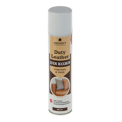 Средство для  изделий из кожи Duty Leather очистка и уход, 0,4л