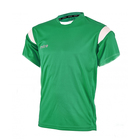 Футболка игровая MITRE MOTION Юниор(JR) зелен/бел кор рукав XSY