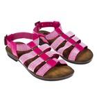 Сандалии женские арт. EAW20254-16 , цвет розовый, размер 37