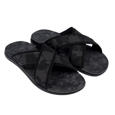 Туфли летние открытые  мужские арт. EPM20014-21-01 (серый) (р.43)