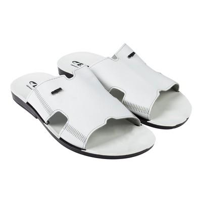 Туфли летние открытые  мужские арт. EPM20210-02 (белый) (р.41)