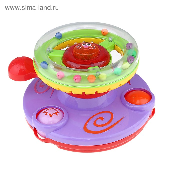 Руль музыкальный для малыша