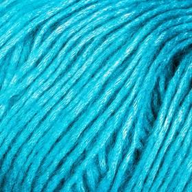 Пряжа 'Roma' 50% акрил, 50% полиамид 145м/50гр (14 яр. голубой) Ош