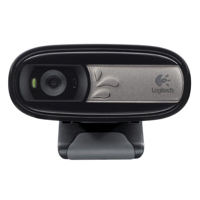 Web-камера Logitech C170, USB 2.0, 1280*720, черный