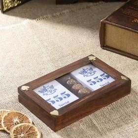 Набор 2 колоды карт и игральные кости 'Гуру' Ош
