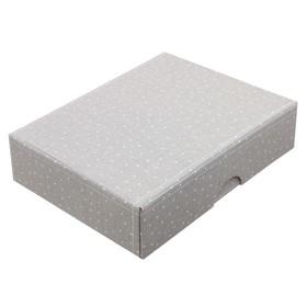 Коробка для хранения «Люби и мечтай», 21 х 15 х 5 см Ош