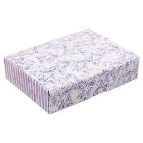 Коробка для хранения «Счастье греет», 21 х 15 х 5 см Ош