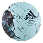 """Мяч гандбольный """"ADIDAS Stabil Replique"""" арт.CD8588, р.1, ручная сшивка, бирюзово-сине-оранж   33845"""