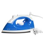 Утюг ORION УБ-АП01, антипригарная подошва, спрей, 1200 Вт, синий