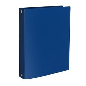 Папка на 4 кольцах А5 16мм Proff. Standard синяя 03-6525 Ош