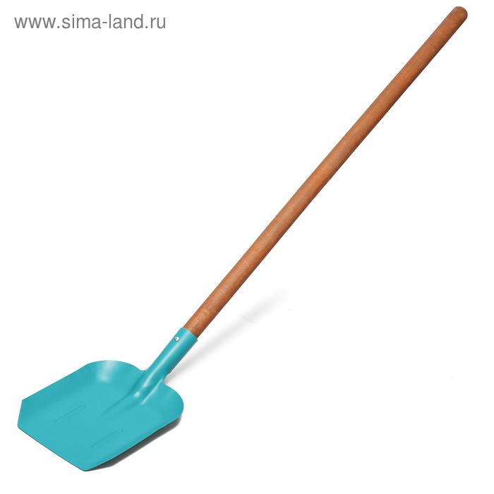 """Лопата """"Копанец-ЛСП"""", деревянный черенок, Премиум"""