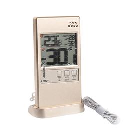 Термометр RST 01592, оконный, дом/улица, шампань Ош