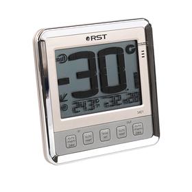 Термометр RST 02401, цифровой, с большим дисплеем, дом/улица, шампань Ош