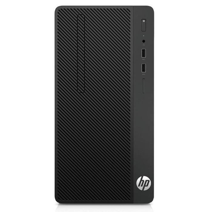 ПК HP 290 G1 MT i3 7100, 4Gb, 1Tb 7.2k, HDG, DVDRW, Win 10 Professional 64, Eth