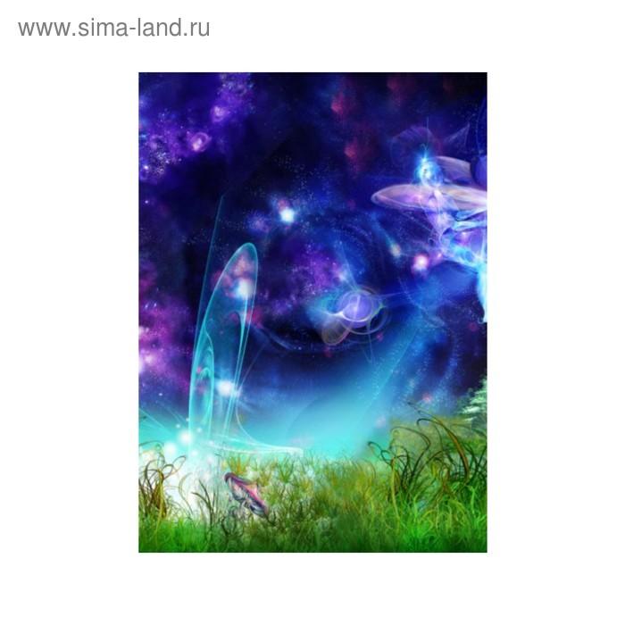 Фотообои «Фантастическое небо» (из 2-х листов), 3,0х2,1 м