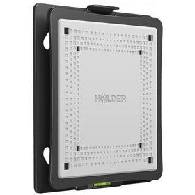Кронштейн Holder LCD-F1801, для ТВ, 10'-32', до 30 кг, черный Ош