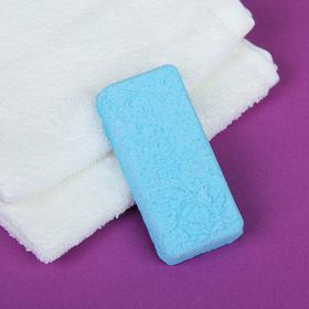 Бомбочка для ванн 'МореЛечит' Шелковая кожа с гиалуроновой кислотой 55 гр. Блистер Ош
