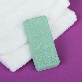 Бомбочка для ванн 'МореЛечит' Красота с гиалуроновой кислотой и водорослями 55 гр. Блистер Ош