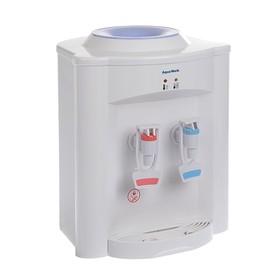 Кулер для воды Aqua Work 720-T, только нагрев, настольный, 500 Вт, белый Ош