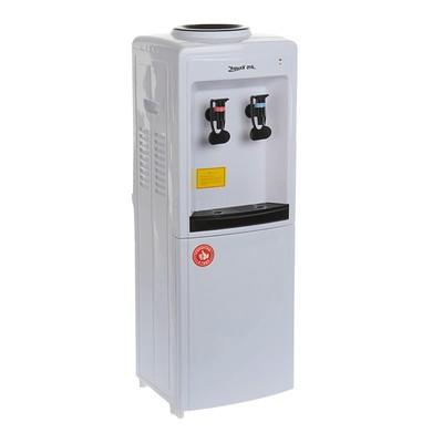Кулер для воды Aqua Work 0.7-LK/B, напольный, только нагрев, 500 Вт, белый