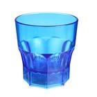 Стакан световой, цвет синий