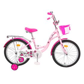 Велосипед 20' Graffiti Premium Girl RUS, цвет розовый Ош