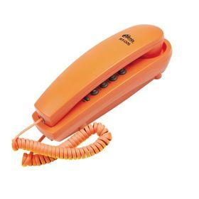 Телефон Ritmix RT-005, оранжевый Ош