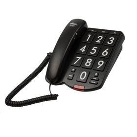 Телефон Ritmix RT-520, черный Ош