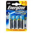 Батарейка Energizer Maximum POWER BOOST LR6, BL3+1 ПРОМО, 4/48