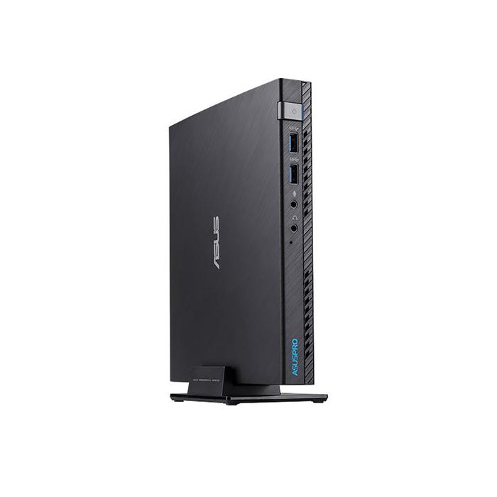 Неттоп Asus Mini PC E520-B061Z (90MS0151-M00610),IntelCore i3 7100T(3.4Ghz), черный