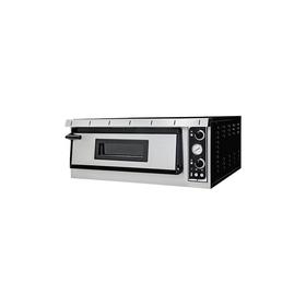 Печь для пиццы Gemlux GEP XL 6, вместимость 6 пицц по 35 см, 50-500°С, 9,00 кВт Ош