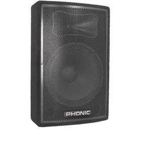 Акустическая система Phonic aSK12  пассивная, 12'+1.35', 200Вт RMS/400Вт prog, 8Ом Ош