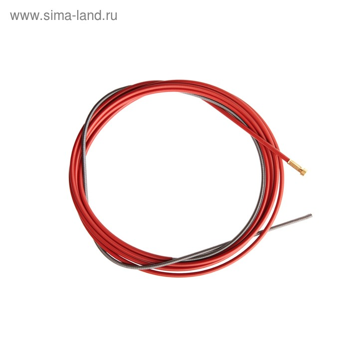 Канал подающий Optima XL124.0035, красный, 5 м, d=1-1.2 мм